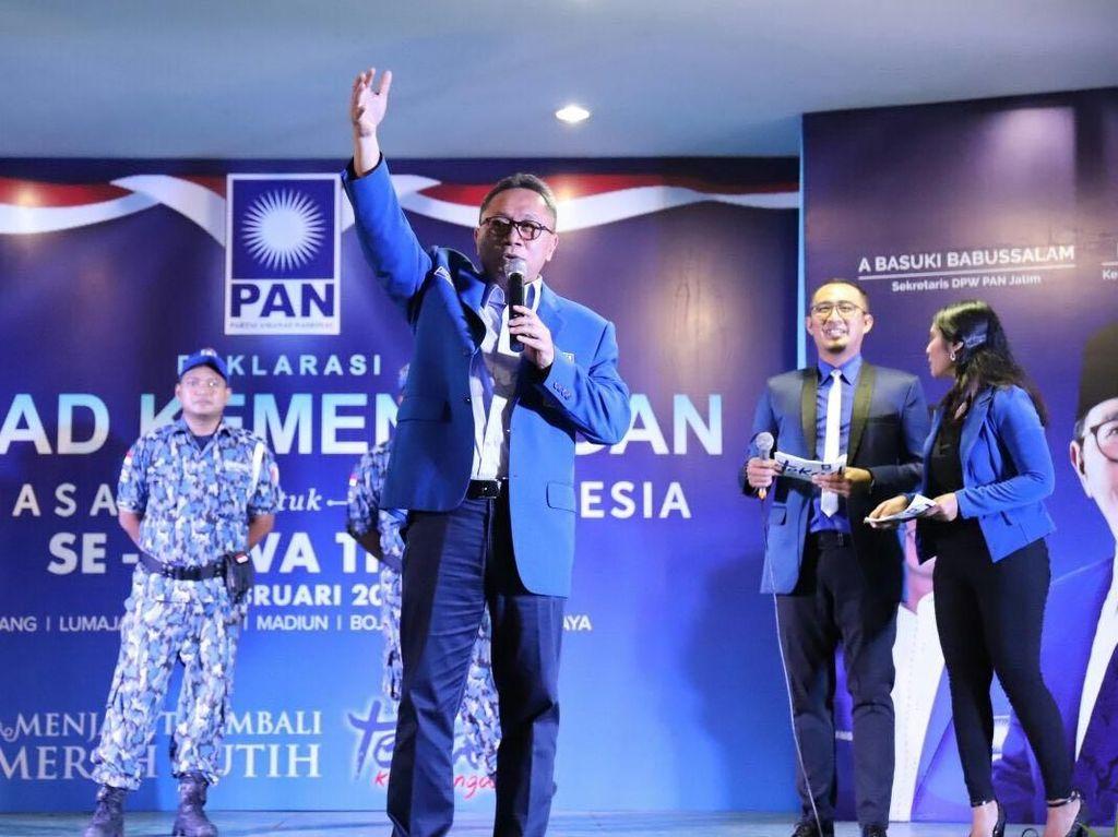 Foto: Ini 14 Parpol yang Bakal Bertarung di Pemilu 2019