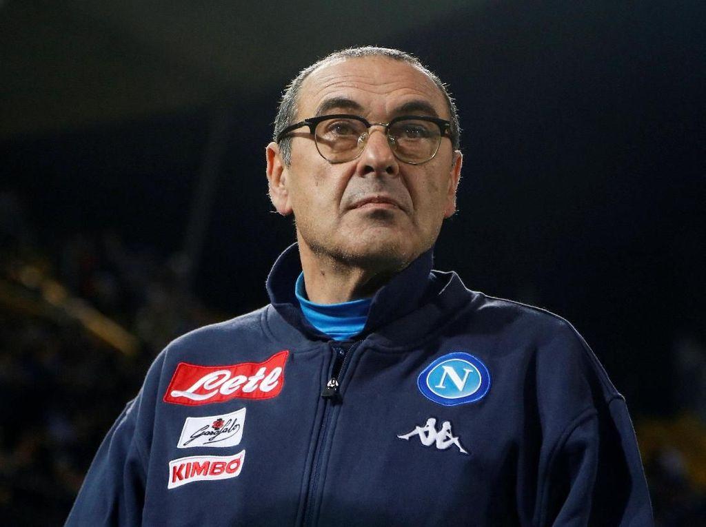 Ultimatum untuk Sarri dari Mantan Presiden Juventus