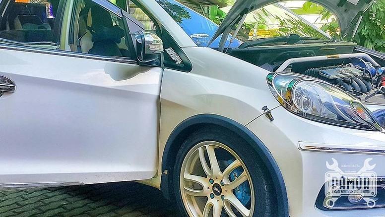 Mau lihat Honda Mobilio Elegan, Cek yang Satu Ini