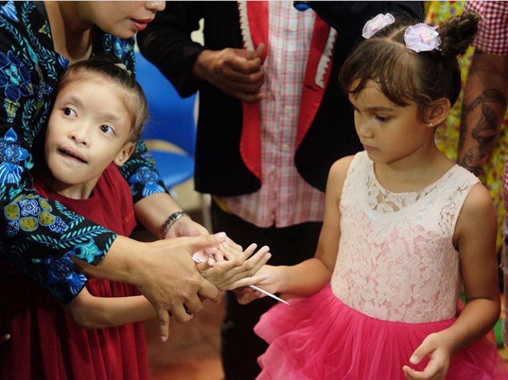 Pelajaran Hidup untuk Putri Melaney Ricardo yang Ulang Tahun ke-6