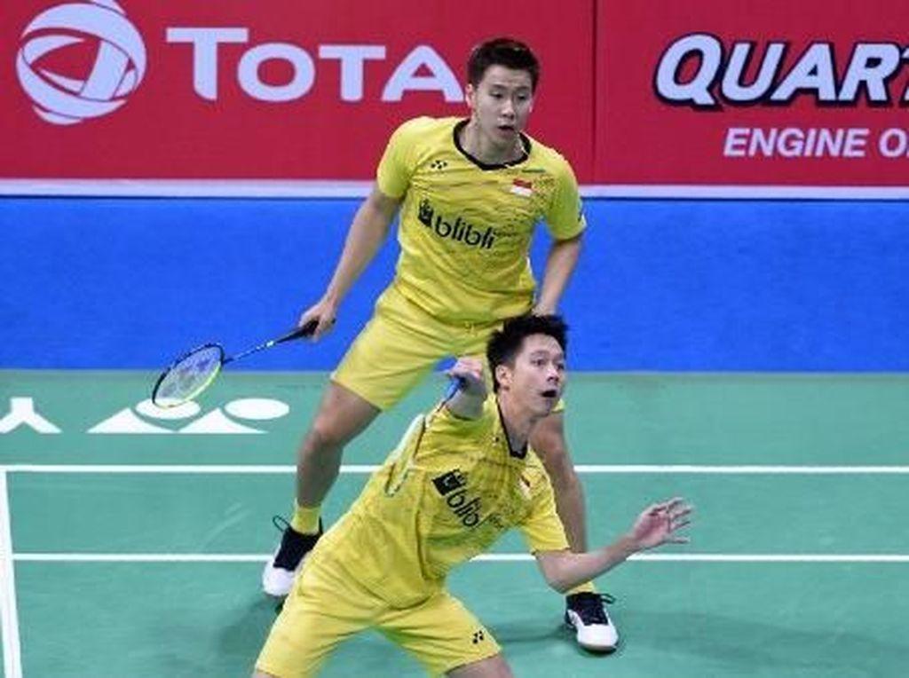 Bagaimana agar Indonesia Jadi Juara Grup di Piala Sudirman 2019?