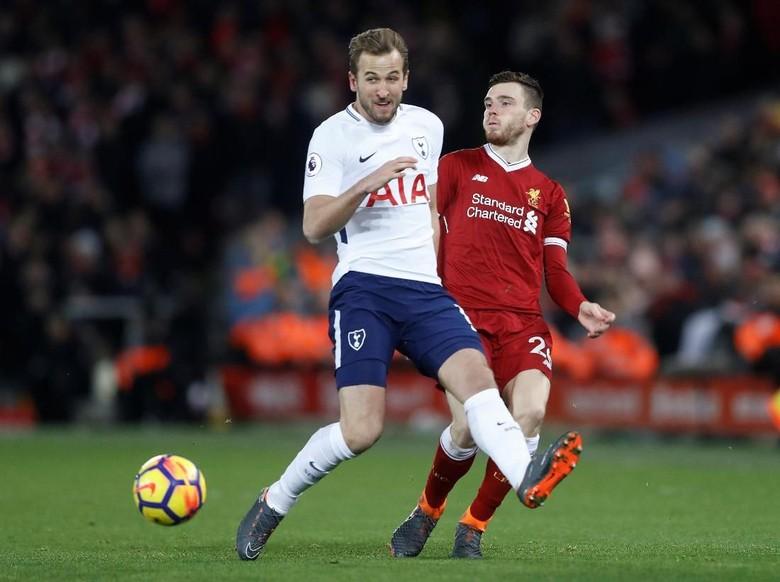 Liverpool vs Spurs Selesai 2-2