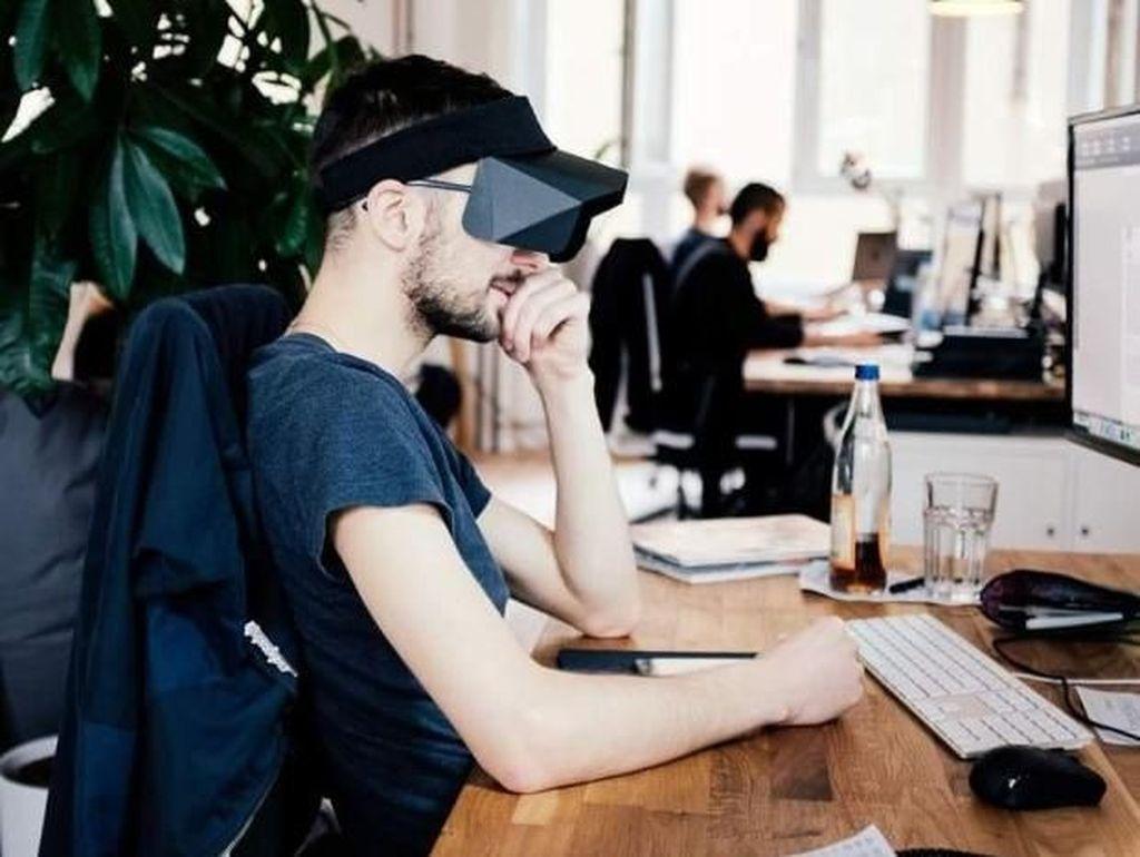 Ini Topi Unik yang Dirancang Agar Kamu Lebih Fokus Bekerja
