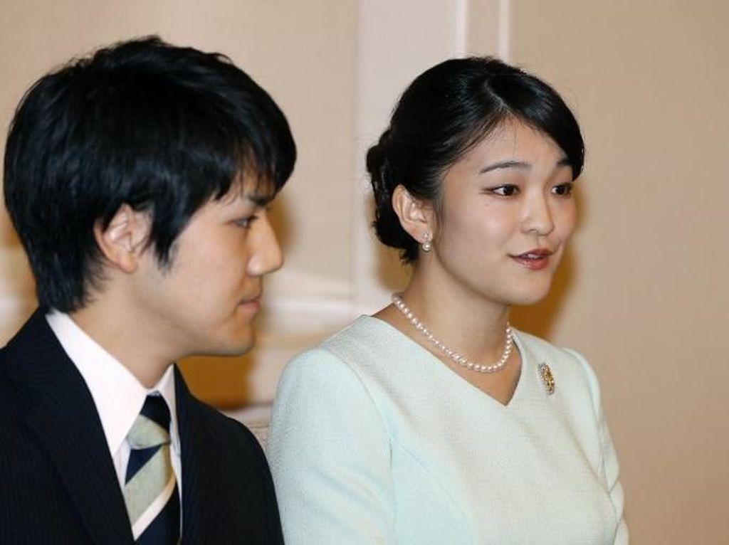Tunda Sampai 2020, Putri Jepang dan Pria Biasa akan Tetap Menikah