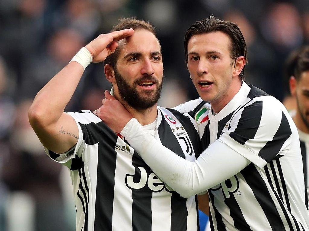 Juventus Tak Buru-buru Pikirkan Spurs