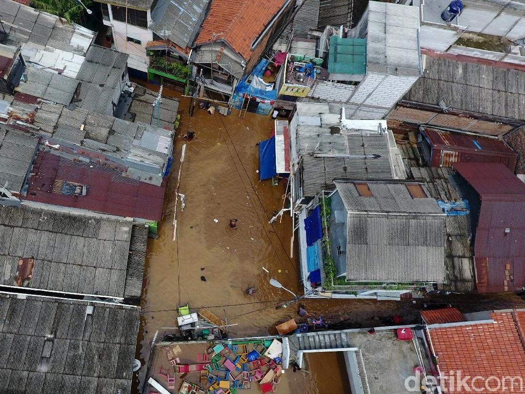 Ketua DPRD DKI Dorong Anies Lanjutkan Normalisasi Kali Ciliwung