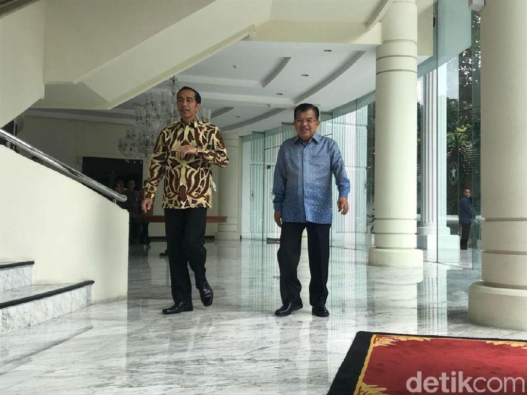 Zulkifli Hasan soal Jokowi-JK Jilid II: Persoalannya di UUD 45
