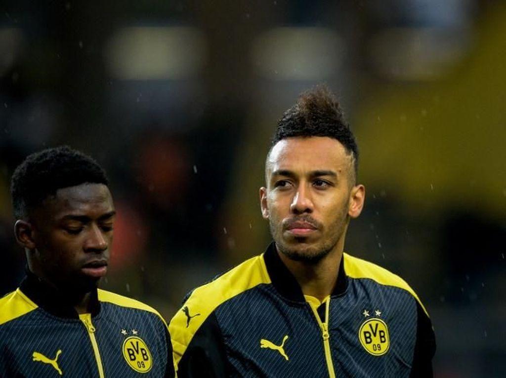 Peringatan Dortmund ke Pemainnya: Jangan Tiru Dembele dan Aubameyang!