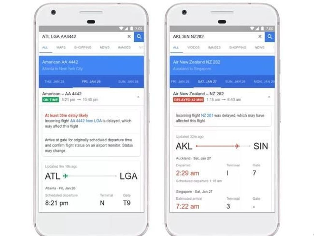 Aplikasi Ini Dapat Meramal Pesawat Delay