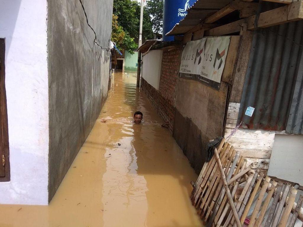 Terungkap! Ini Biang Kerok Banjir di Kampung Pulo