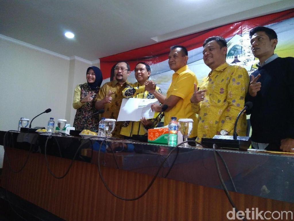 Bupati Jombang Tersangka KPK Dicopot dari Posisi Ketua Golkar Jatim
