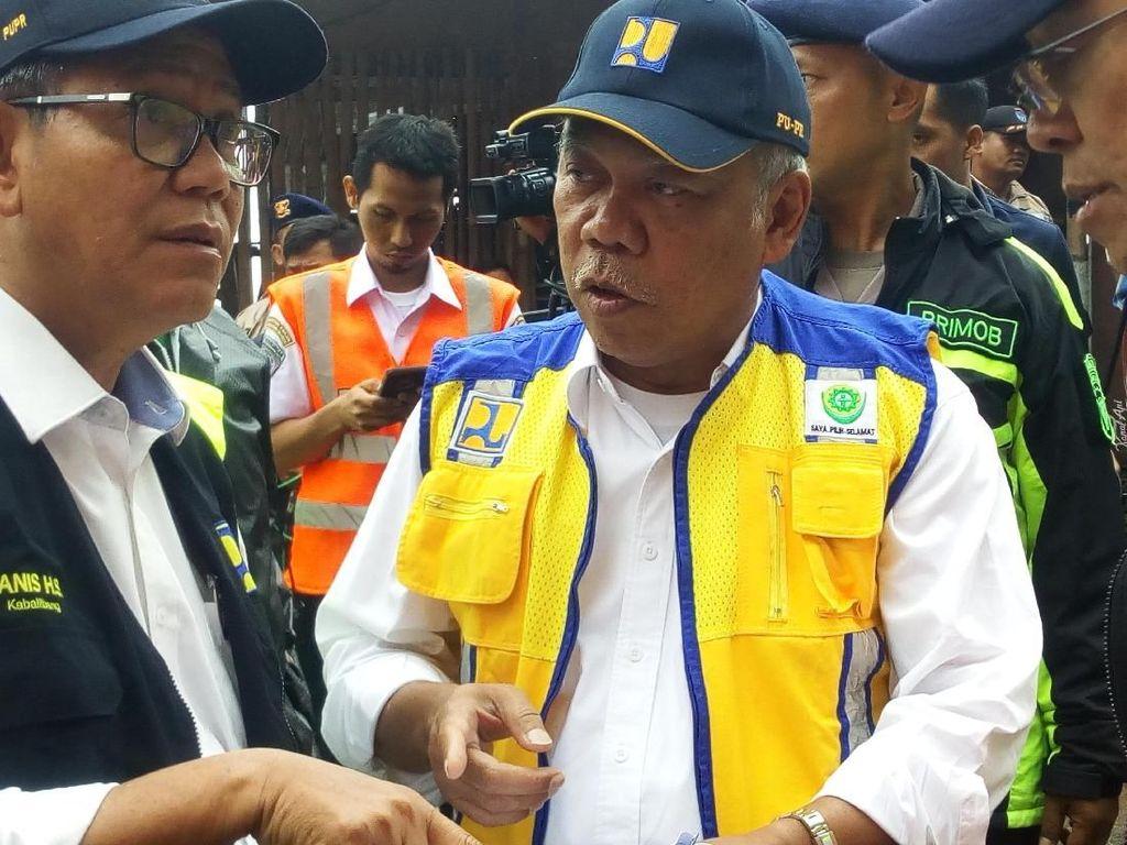 Tinjau Longsor di Puncak, Menteri PUPR akan Atur Tata Ruang Kawasan