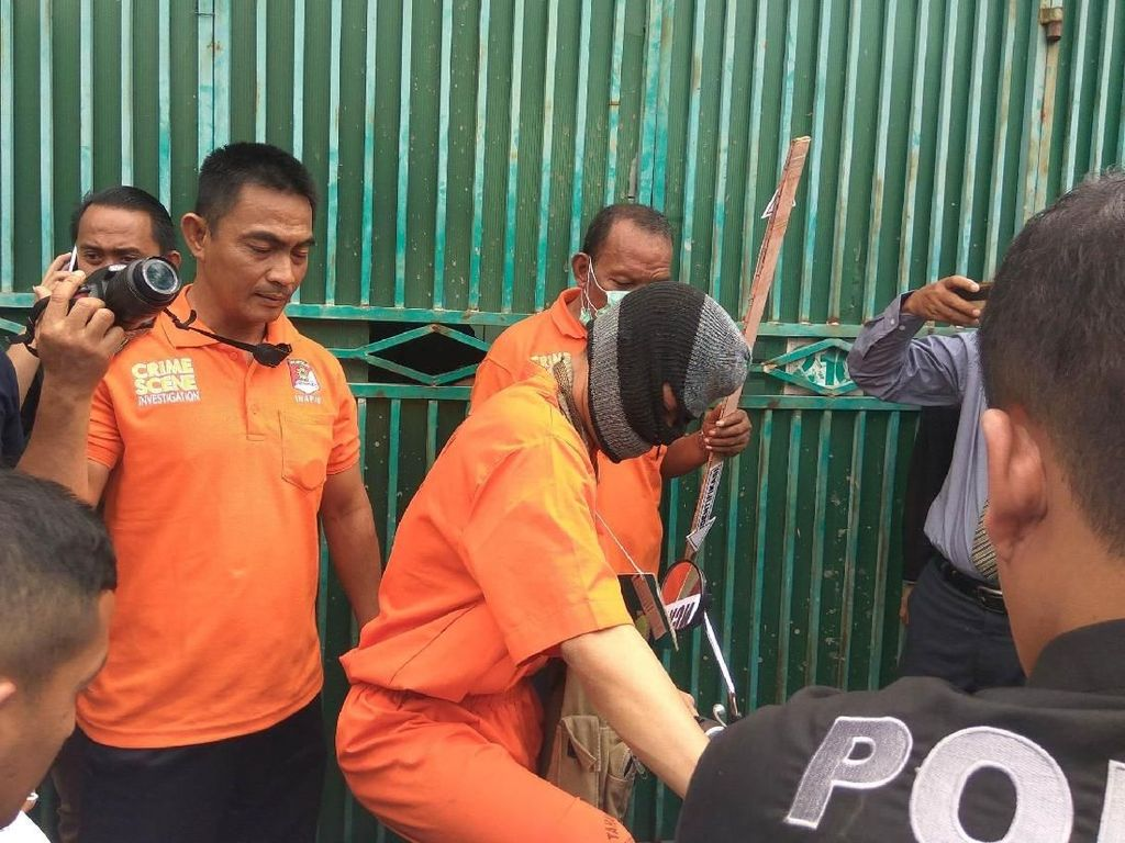 Terancam Hukuman Mati, Berkas Pembunuh Sekeluarga di Aceh Lengkap