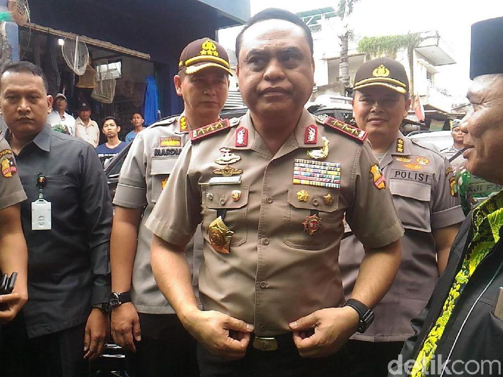 Kapolda NTB Diusulkan Jadi Pengganti Irjen Heru Winarko di KPK
