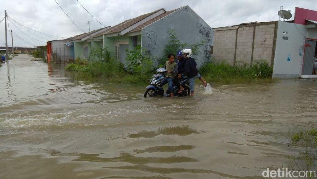 Ini Langkah Pengembang Agar Rumah DP 1% Tak Banjir Lagi