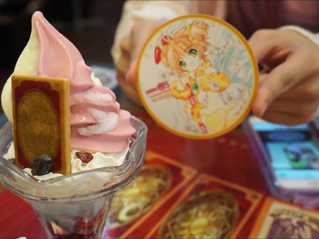 Nyam! Mengintip 9 Tampilan Kafe dan Makanan Bertema Cardcaptor Sakura