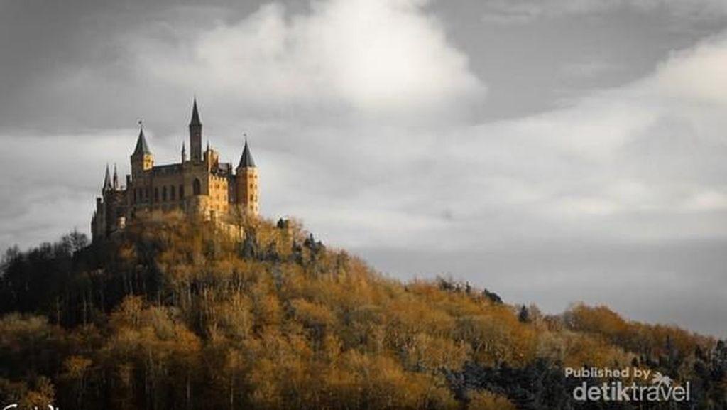 Seperti di Negeri Dongeng, Kastil Paling Terkenal dari Jerman