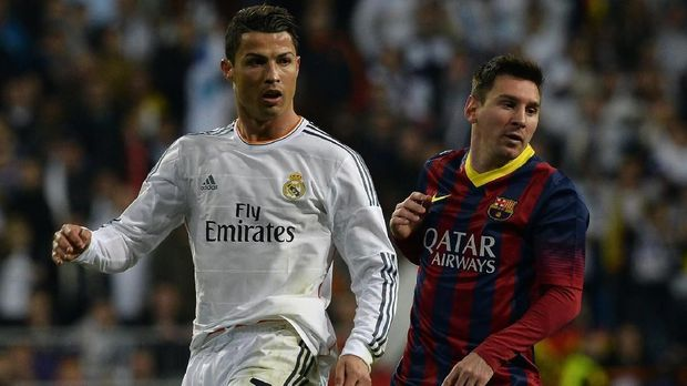 Sinyal berakhirnya dominasi Ronaldo dan Messi.