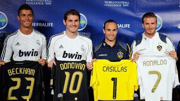 Casillas anggap Ronaldo sosok yang selalu memiliki kemajuan.