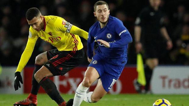 Di Chelsea, Bale akan mengisi posisi Eden Hazard yang juga dirumorkan bakal hengkang ke Madrid.