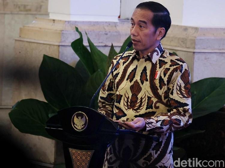 KPU Larang Penggunaan Istana Kepresidenan oleh Jokowi Sebagai Capres