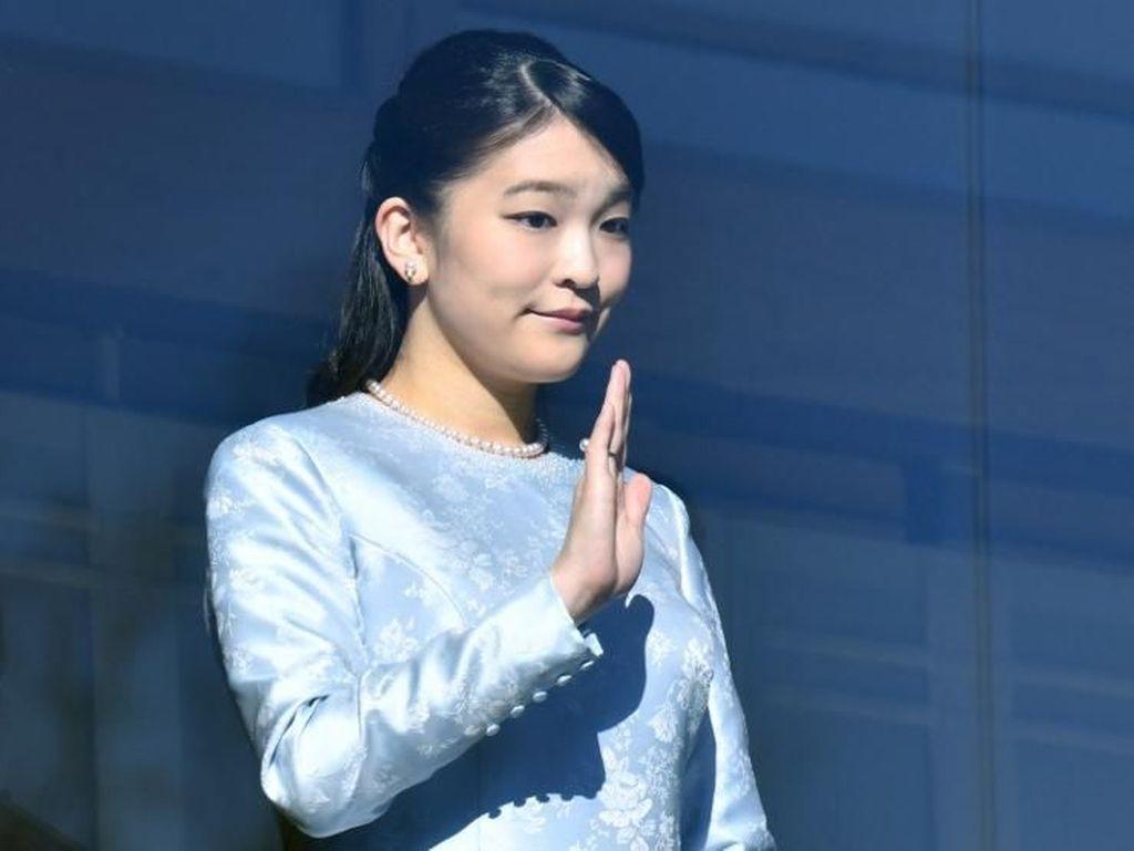 Sosok Mako, Putri Jepang yang Tunda Pernikahan dengan Pria Biasa