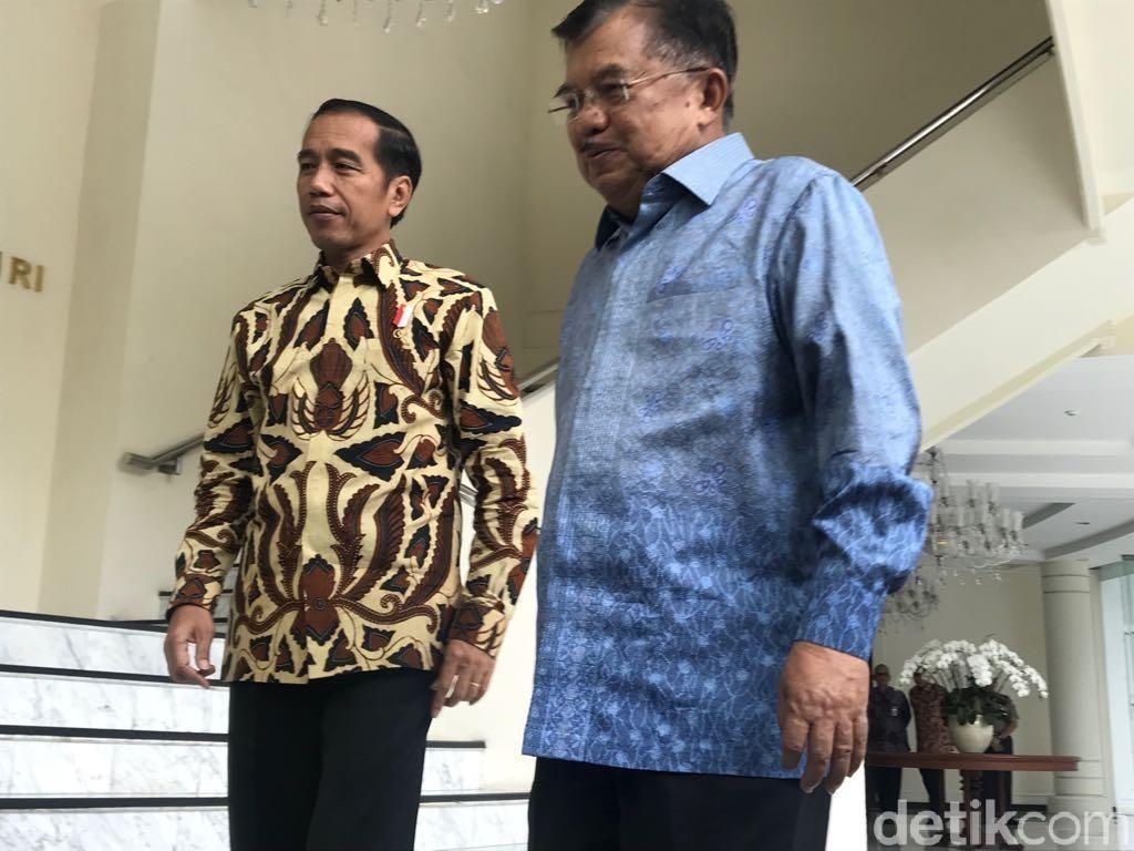 Survei Populi: 62% Responden Ingin Jokowi-JK Jilid II