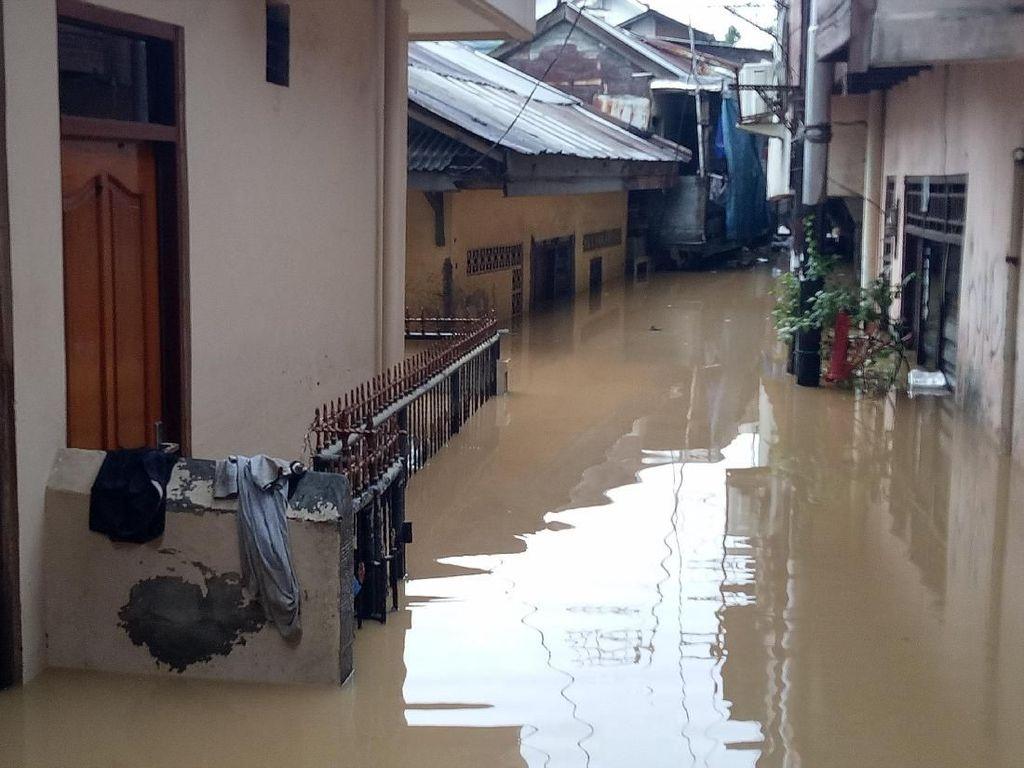 Hujan Ekstrem yang Picu Longsor di Bogor dan Banjir di Jakarta