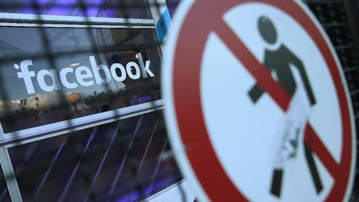 Facebook menyebut dibobolnya 50 juta akun penggunanya sebagai masalah serius (Foto: Getty Images)
