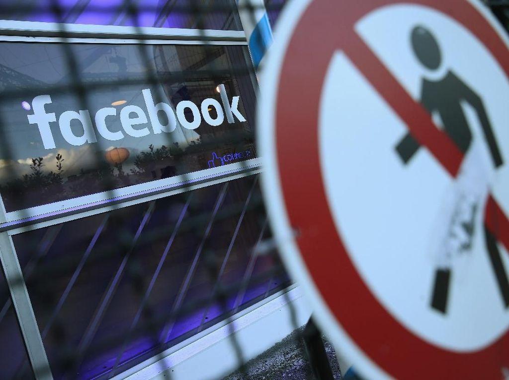 Masa Tenang, Iklan Kampanye Masih Banyak Ditemui di Facebook
