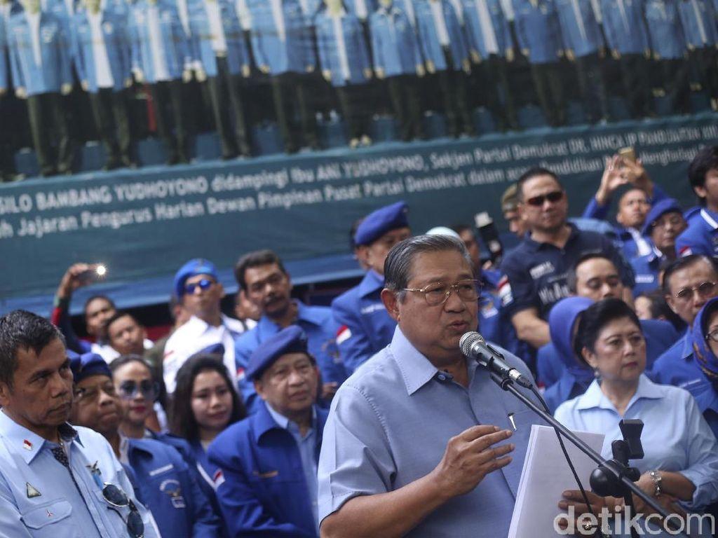 Usung Prabowo tapi Beri Angin Jokowi, Apa Mau Demokrat?