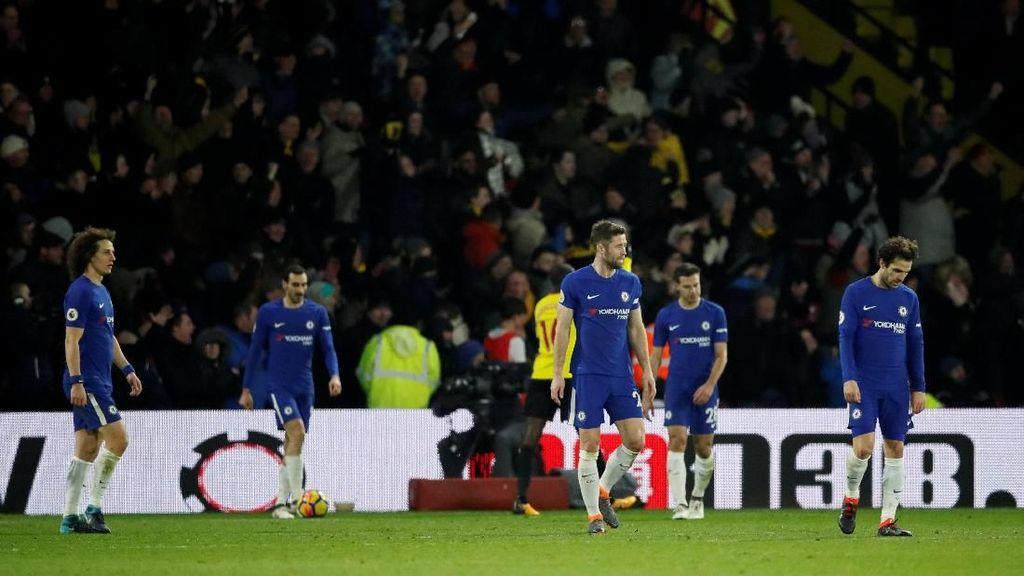 Ejekan untuk Chelsea Usai Dihajar Watford