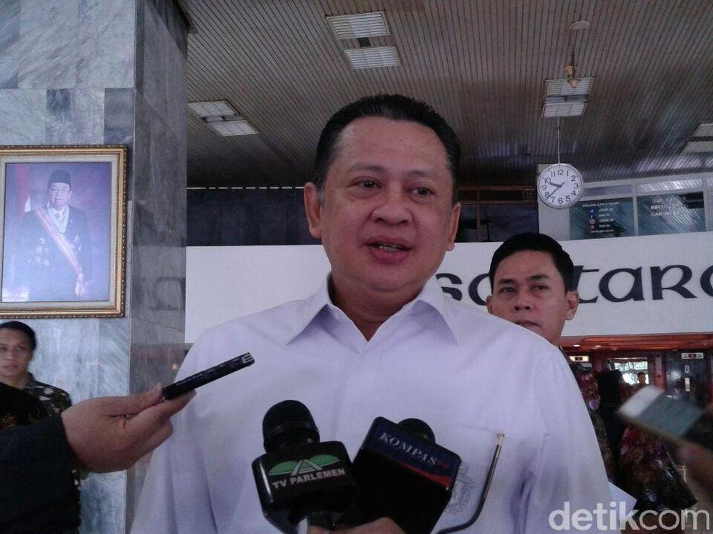 Ke Calon Pimpinan DPR dari PDIP, Bamsoet: Join to The Club, Welcome!