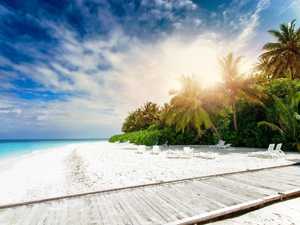 Maldives Jadi Negara Paling Tercemar Mikroplastik
