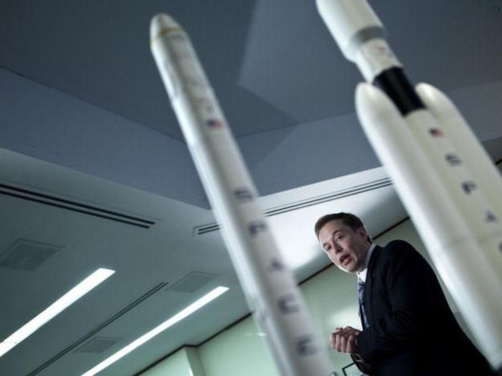 Elon Musk Buka Sekolah di Markas SpaceX
