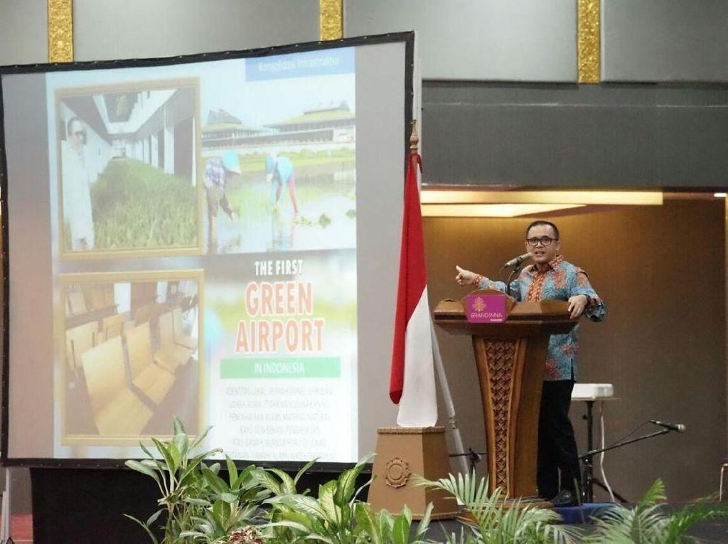 Di Padang, Bupati Anas Ungkap Uniknya Wisata Banyuwangi