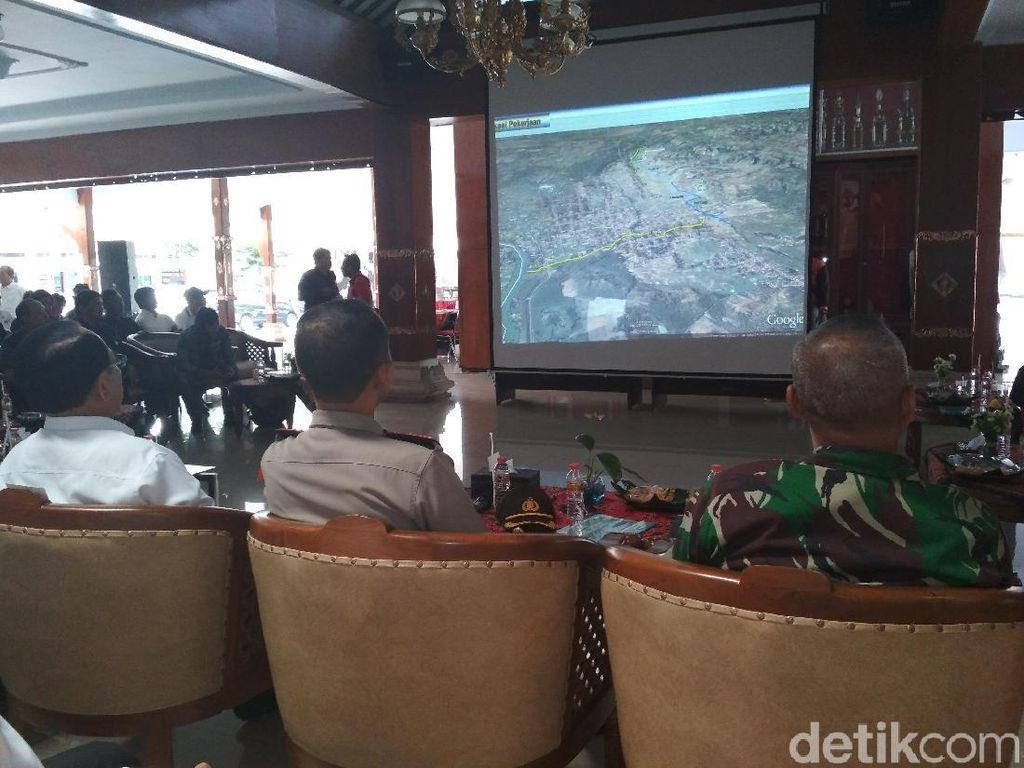 BBWS Brantas Siapkan Dana Rp 185 Miliar Normalisasi Sungai di Blitar