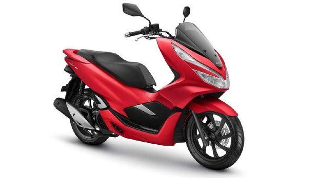 All-new Honda PCX