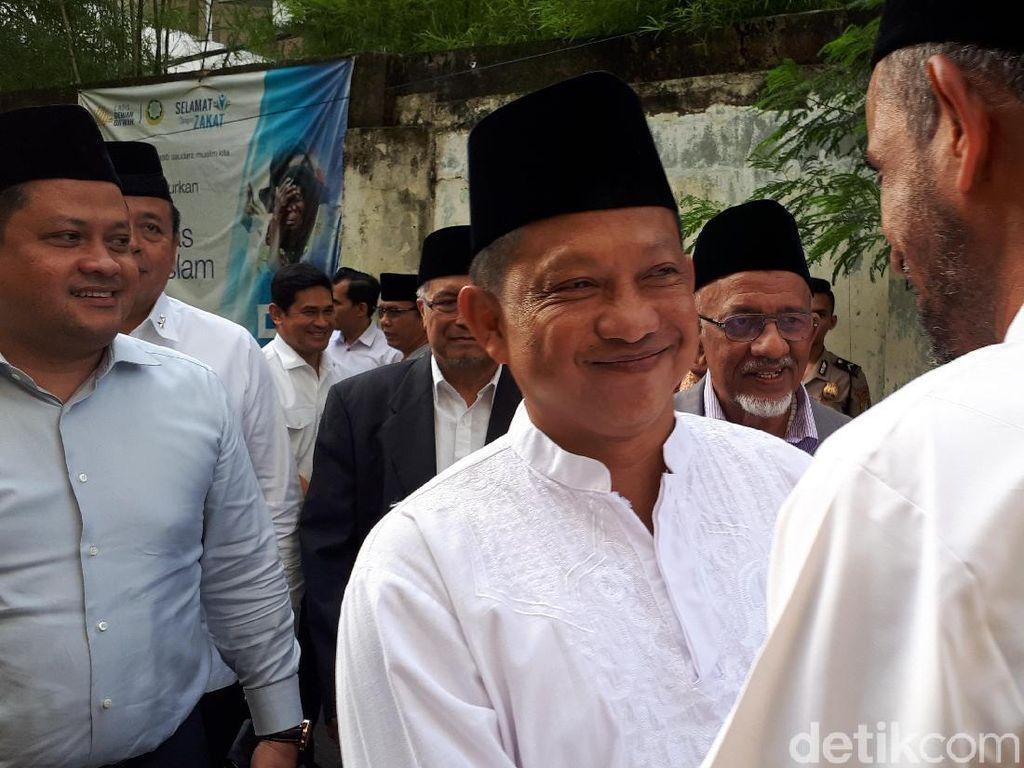 Kapolri Berkunjung ke Kantor Dewan Dakwah Islamiyah Indonesia