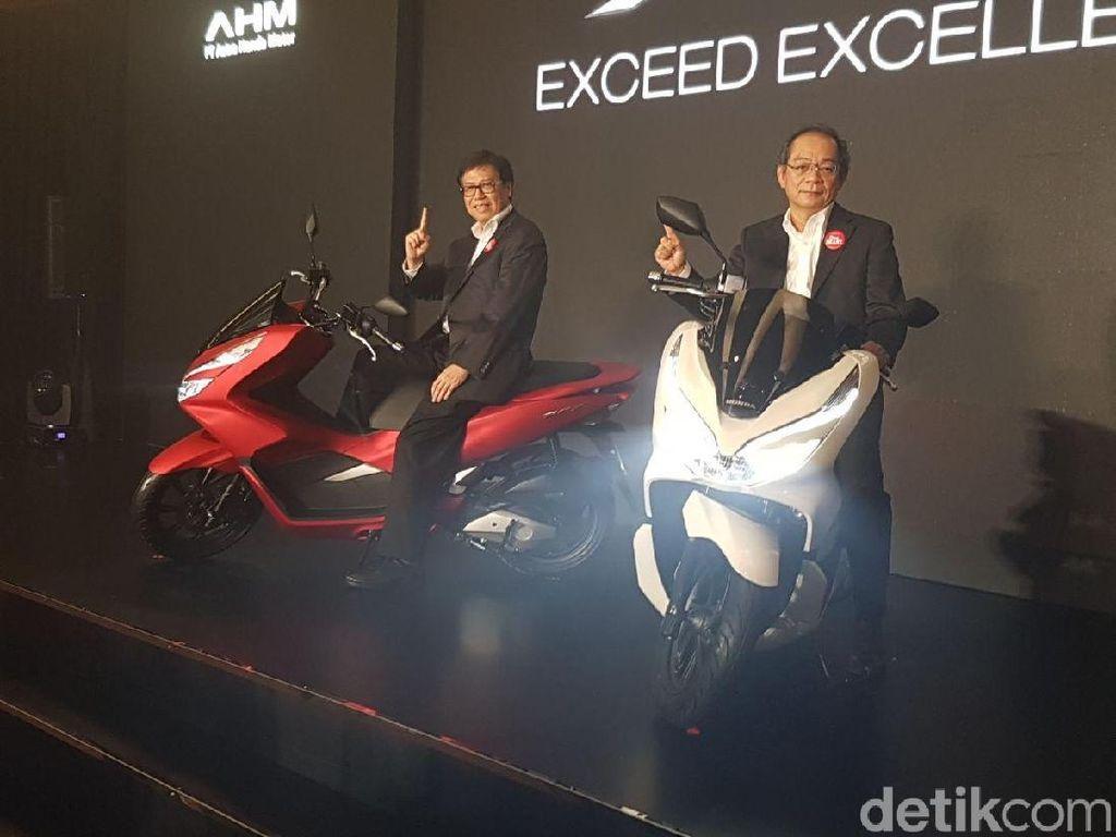 Honda PCX Produksi Indonesia Dijual Mulai Rp 27,7 Juta