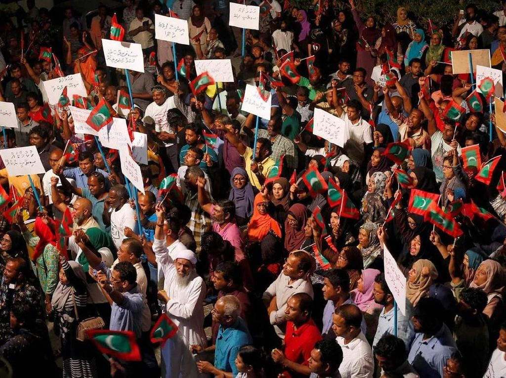 Maldives Status Darurat, Ini Kata Turis Indonesia yang Lagi di Sana