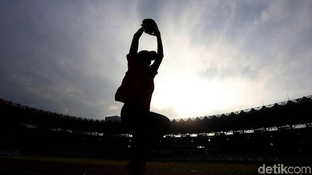 Catat! Masuk Nonton Asian Games 2018 di GBK Hanya Lewat Pintu Ini