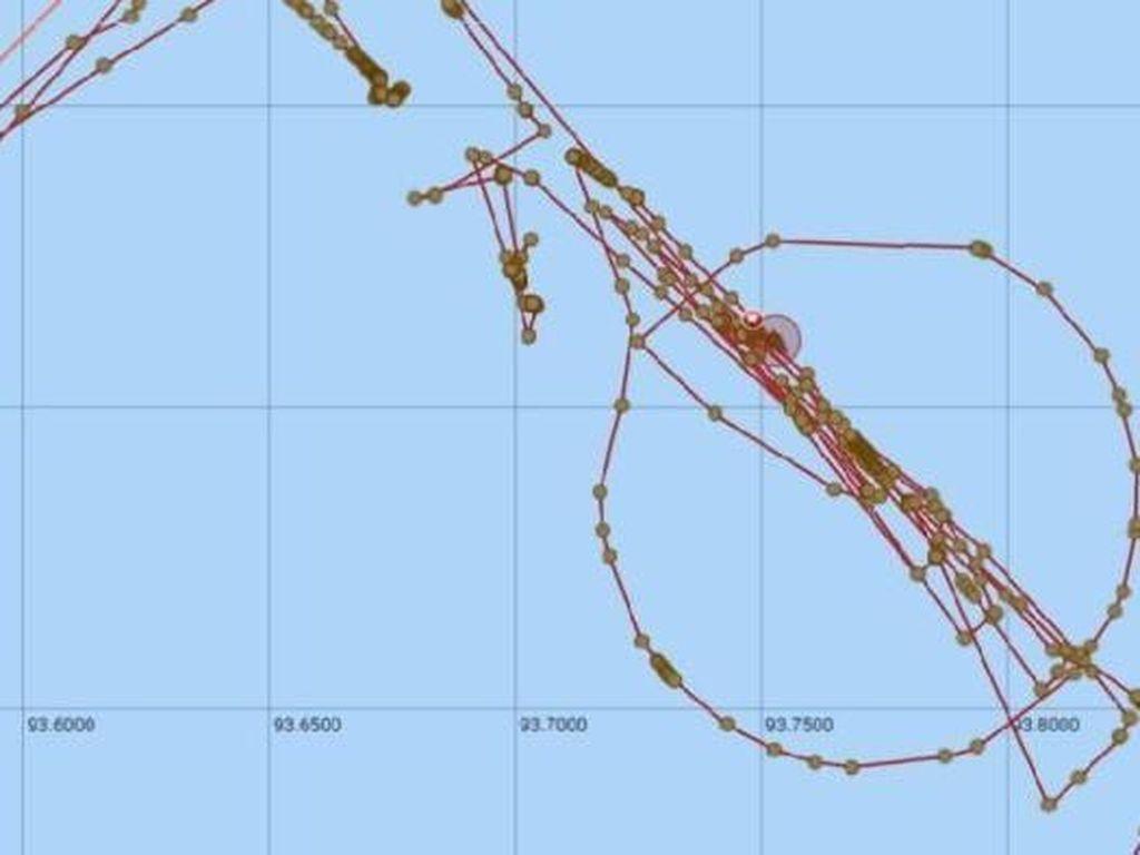 Kapal Pencari Pesawat MH370 Matikan Alat Pelacak, Kenapa?