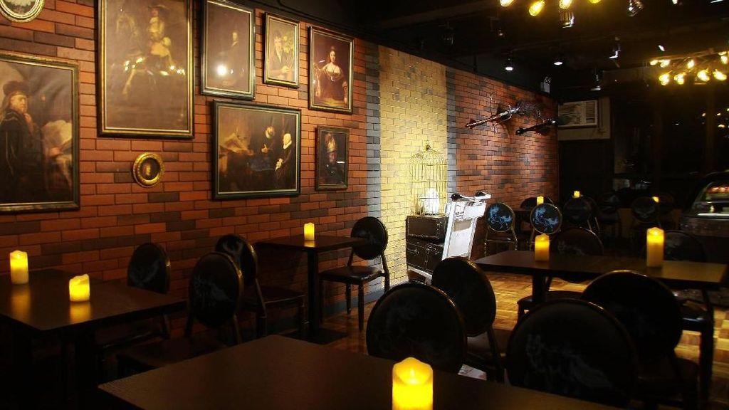 Abrakadabra! Tersihir dengan Interior hingga Makanan di Kafe Harry Potter