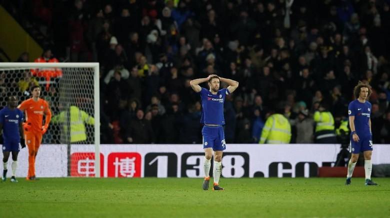 Cahill: Performa Buruk Chelsea Tanggung Jawab Pemain, Bukan Conte