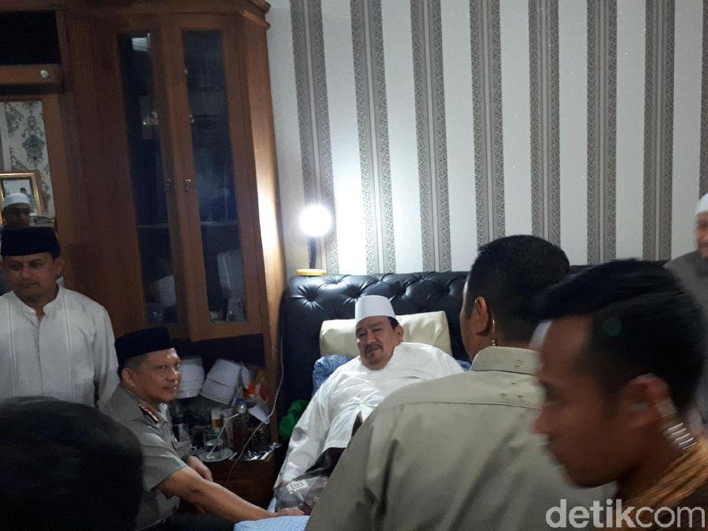 Bertemu Habib Ali, Kapolri Diminta Jaga Masyarakat