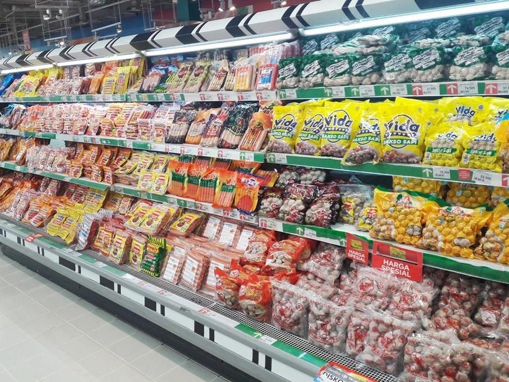 Aneka Promo Bahan Makanan Beku di Transmart Carrefour