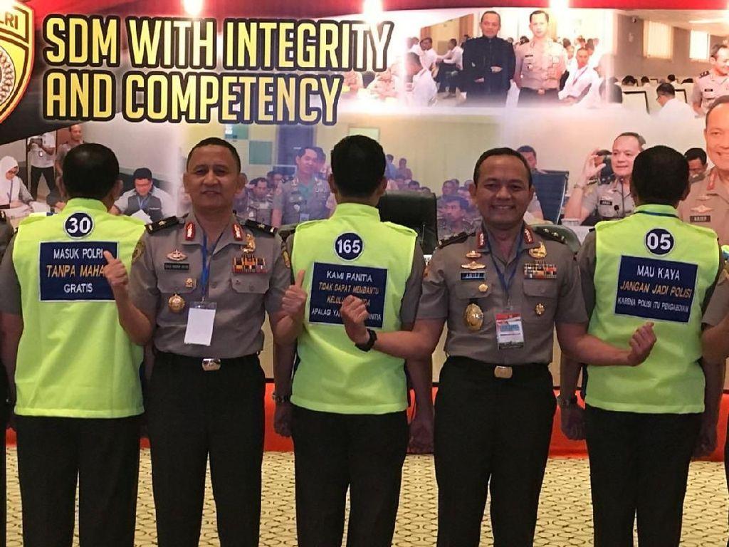 Dinilai Bersih dan Transparan, Kompolnas Apresiasi Seleksi Akpol 2018