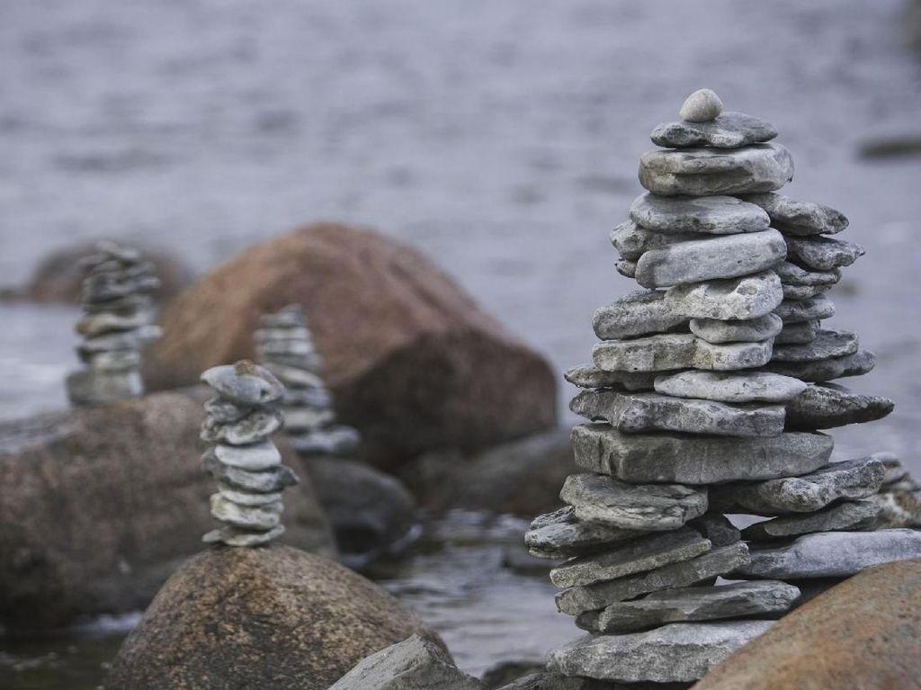 Punya Hobi Rock Balancing Baik Bagi Pengidap Tremor
