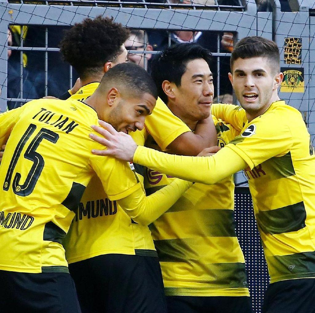 Dortmund Mungkin Akan Rombak Skuat di Musim Panas